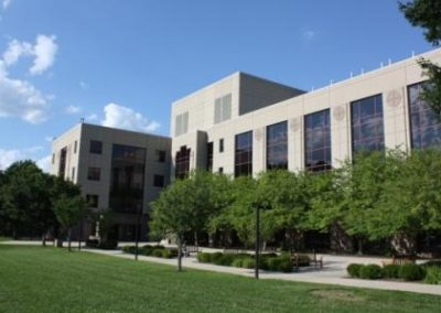 Catholic University of America Hannan Hall